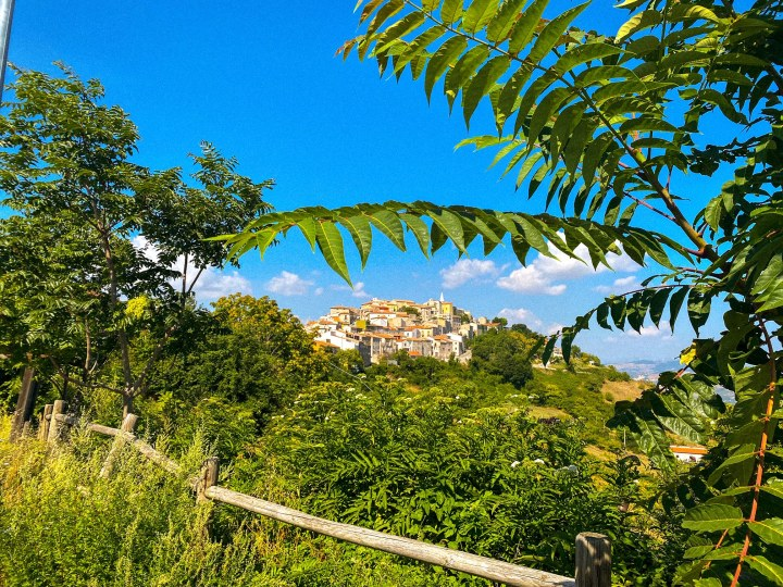 Molise's Small Town Magic | Morrone Del Sannio